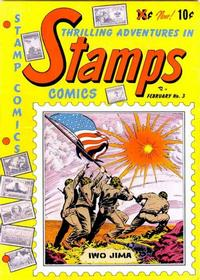 Cover Thumbnail for Stamps Comics (Youthful, 1951 series) #3