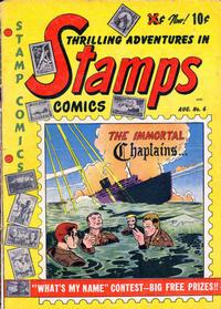 Cover Thumbnail for Stamp Comics (Youthful, 1952 series) #6