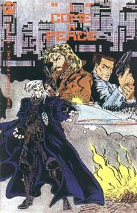 Cover Thumbnail for I Come in Peace (Greater Mercury Comics, 1991 series) #1