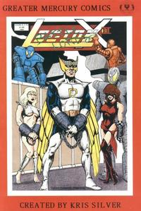 Cover Thumbnail for Legion X-2 (Greater Mercury Comics, 1989 series) #2