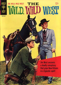 Cover Thumbnail for The Wild, Wild West (Western, 1966 series) #2