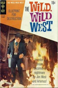 Cover Thumbnail for The Wild, Wild West (Western, 1966 series) #7