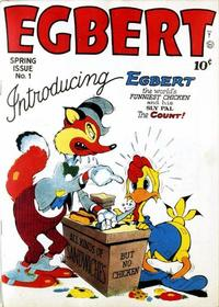 Cover Thumbnail for Egbert (Quality Comics, 1946 series) #1