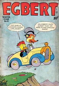 Cover Thumbnail for Egbert (Quality Comics, 1946 series) #4