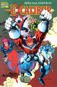 Cover Thumbnail for Excalibur: Air Apparent (Marvel, 1991 series)