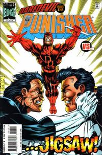Cover Thumbnail for Punisher (Marvel, 1995 series) #4 [Direct Edition]