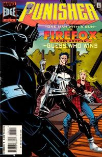 Cover Thumbnail for Punisher (Marvel, 1995 series) #6 [Direct Edition]