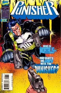 Cover Thumbnail for Punisher (Marvel, 1995 series) #8 [Direct Edition]
