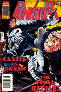 Cover Thumbnail for Punisher (Marvel, 1995 series) #10 [Direct Edition]