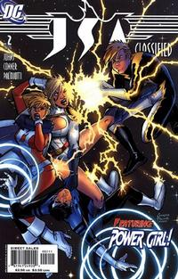 Cover Thumbnail for JSA: Classified (DC, 2005 series) #2 [First Printing]