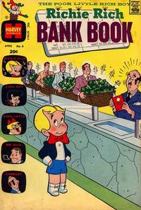 Cover Thumbnail for Richie Rich Bank Book (Harvey, 1972 series) #4