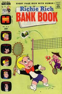 Cover Thumbnail for Richie Rich Bank Book (Harvey, 1972 series) #8