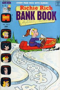 Cover Thumbnail for Richie Rich Bank Book (Harvey, 1972 series) #9