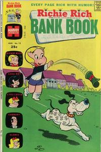 Cover Thumbnail for Richie Rich Bank Book (Harvey, 1972 series) #12