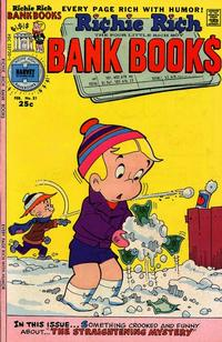 Cover Thumbnail for Richie Rich Bank Book (Harvey, 1972 series) #21