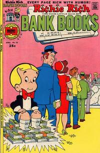 Cover Thumbnail for Richie Rich Bank Book (Harvey, 1972 series) #22