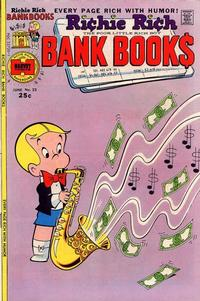 Cover Thumbnail for Richie Rich Bank Book (Harvey, 1972 series) #23