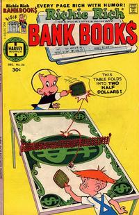Cover Thumbnail for Richie Rich Bank Book (Harvey, 1972 series) #26