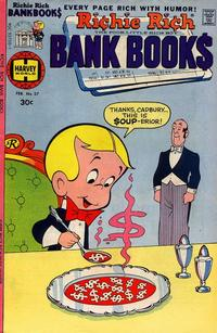 Cover Thumbnail for Richie Rich Bank Book (Harvey, 1972 series) #27