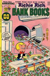 Cover Thumbnail for Richie Rich Bank Book (Harvey, 1972 series) #28