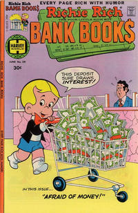 Cover Thumbnail for Richie Rich Bank Book (Harvey, 1972 series) #29