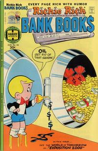 Cover Thumbnail for Richie Rich Bank Book (Harvey, 1972 series) #30