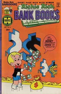 Cover Thumbnail for Richie Rich Bank Book (Harvey, 1972 series) #31
