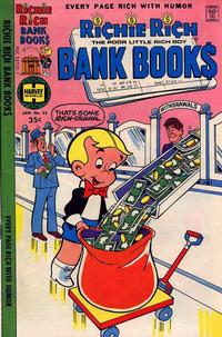 Cover Thumbnail for Richie Rich Bank Book (Harvey, 1972 series) #33