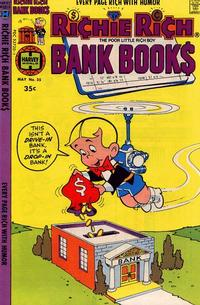 Cover Thumbnail for Richie Rich Bank Book (Harvey, 1972 series) #35