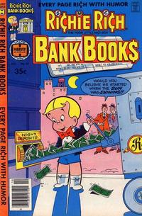 Cover Thumbnail for Richie Rich Bank Book (Harvey, 1972 series) #37