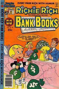 Cover Thumbnail for Richie Rich Bank Book (Harvey, 1972 series) #38