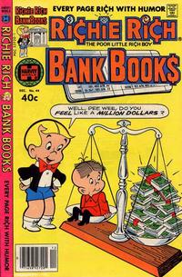 Cover Thumbnail for Richie Rich Bank Book (Harvey, 1972 series) #44