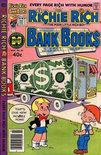 Cover Thumbnail for Richie Rich Bank Book (Harvey, 1972 series) #45