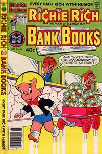 Cover Thumbnail for Richie Rich Bank Book (Harvey, 1972 series) #46