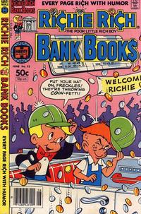 Cover Thumbnail for Richie Rich Bank Book (Harvey, 1972 series) #52