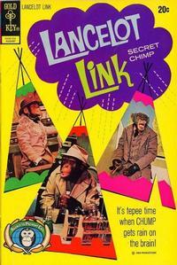 Cover Thumbnail for Lancelot Link, Secret Chimp (Western, 1971 series) #6