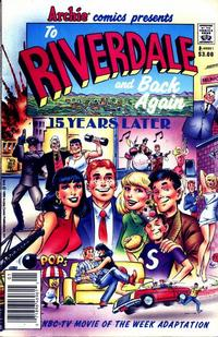Cover Thumbnail for To Riverdale and Back Again (Archie, 1990 series)