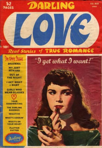 Cover for Darling Love (Archie, 1949 series) #3