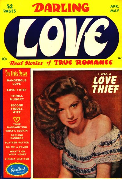 Cover for Darling Love (Archie, 1949 series) #4