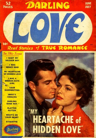 Cover for Darling Love (Archie, 1949 series) #5