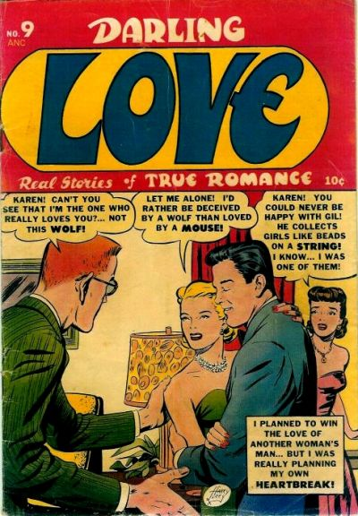 Cover for Darling Love (Archie, 1949 series) #9
