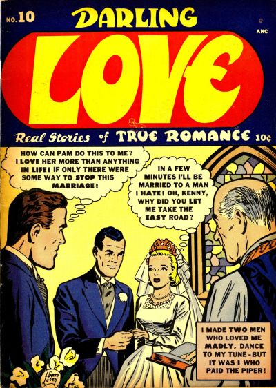 Cover for Darling Love (Archie, 1949 series) #10