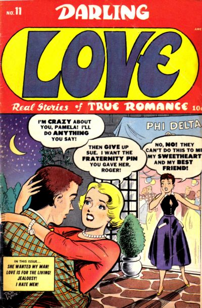 Cover for Darling Love (Archie, 1949 series) #11