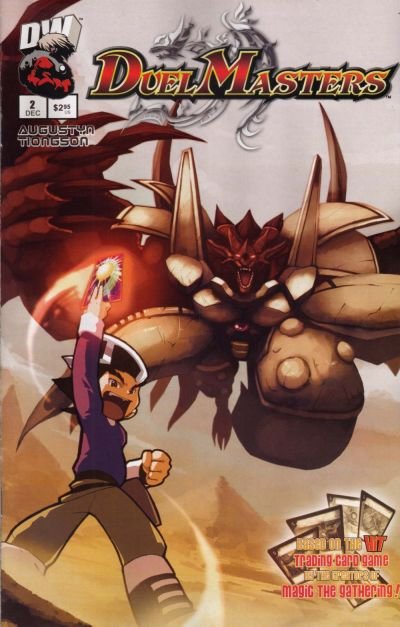 Cover for Duel Masters (Dreamwave Productions, 2003 series) #2