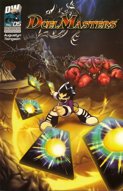 Cover for Duel Masters (Dreamwave Productions, 2003 series) #5