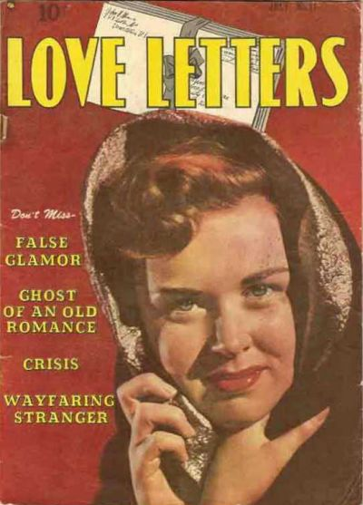 Cover for Love Letters (Quality Comics, 1949 series) #11