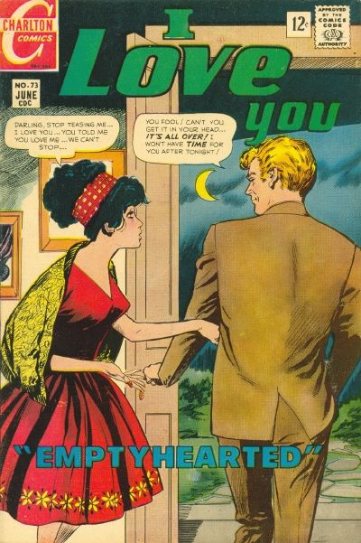 Cover for I Love You (Charlton, 1955 series) #73