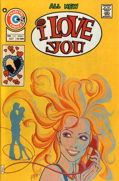 Cover for I Love You (Charlton, 1955 series) #114