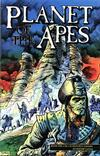 Cover for Planet of the Apes (Malibu, 1990 series) #4