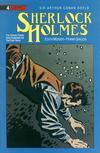 Cover for Sherlock Holmes (Malibu, 1988 series) #4